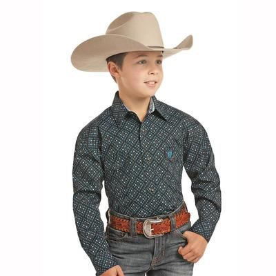 Panhandle Slim Boy's Snap Shirt