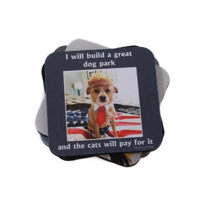 BUILD A DOG PARK COASTER