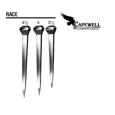 Ca- Rn- 3.5- 250 Race Nail 3.5, 250/Box, 16/Cs
