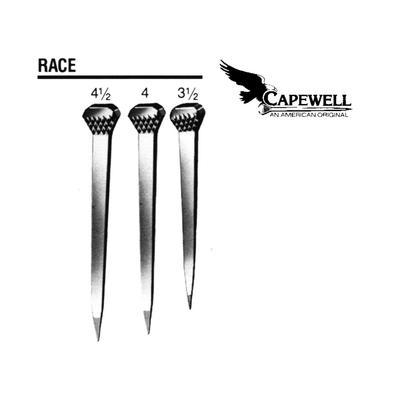 Ca- Rn- 4.5- 100 Race Nail, 4.5, 100/Bx, 32/Cs