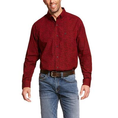 Ariat Men's Long Sleeve Dalanzo Casual Series Shirt