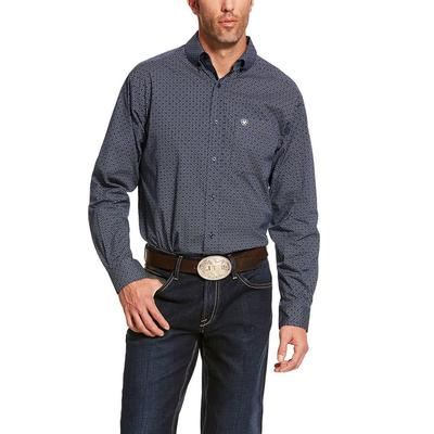 Ariat Men's Long Sleeve Damian Casual Series Shirt