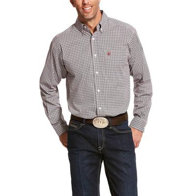 Ariat Men's Long Sleeve Danson Casual Series Shirt