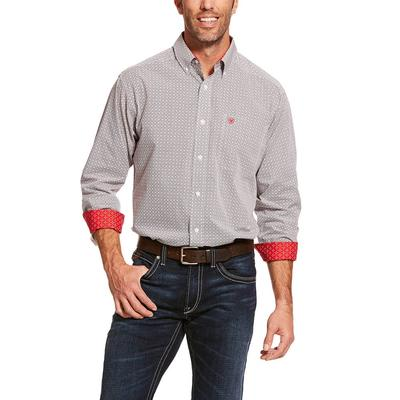 Ariat Men's Long Sleeve Cleary Wrinkle Free Shirt