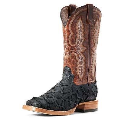 Ariat Men's Deep Water Black Bass Boots