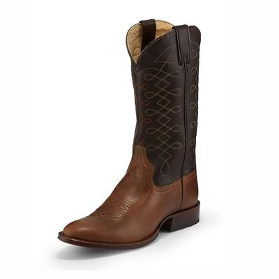 Tony Lama Men's Patron Round Toe Boots