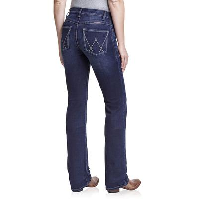 Wrangler Women's Willow Performance Boot Cut Jeans