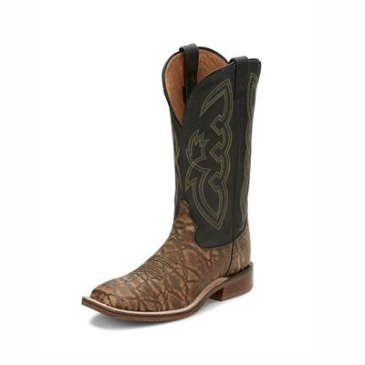 Tony Lama Men's Galan Cowhide Square Toe Boots