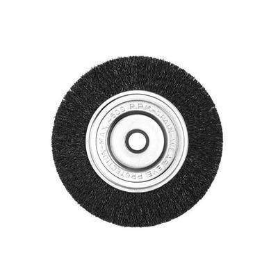 Bench Grinder Crimped Wire Wheel, 4