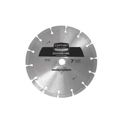 Professional Segmented Rim Diamond Pro Saw Blade, 7