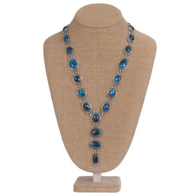 Women's Egyptian Princess Turquoise Necklace