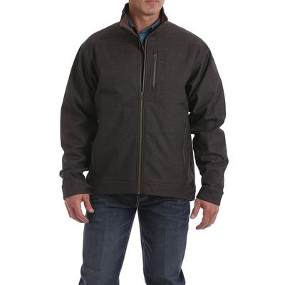 Cinch Men's Chocolate Concealed Carry Bonded Jacket