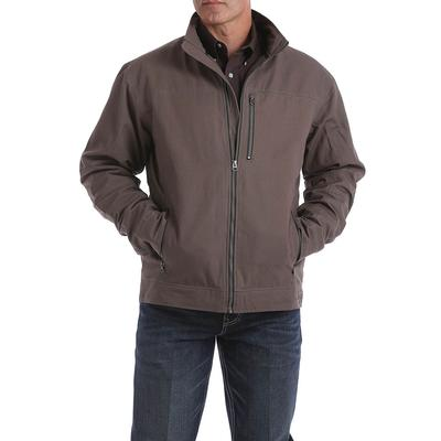 Cinch Men's Light Brown Concealed Carry Bonded Jacket