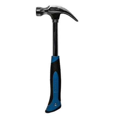 Curved Claw Steel Hammer, 16-Ounce
