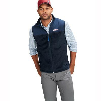 Vineyard Vines Men's Perforated Loft Vest