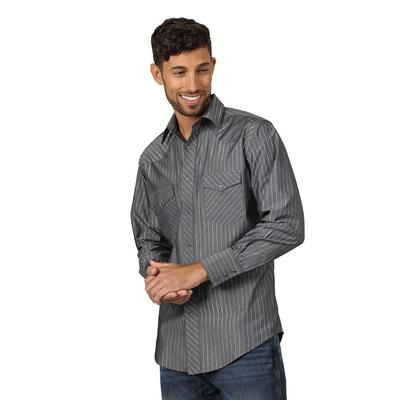 Wrangler Men's Classic Fit Western Shirt