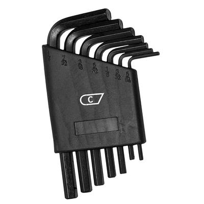 SAE Hex Key Set, 7 Piece