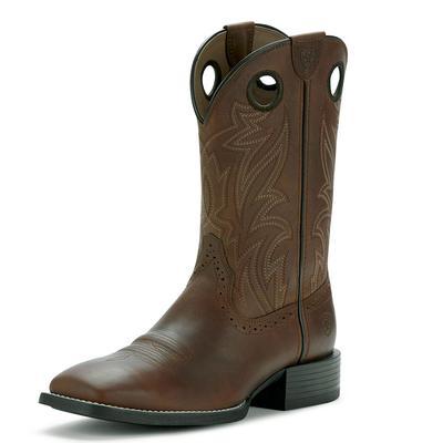 Ariat Men's Nutmeg Sidebet Western Boots