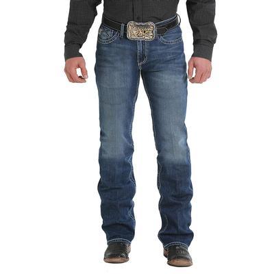 Cinch Men's Medium Stonewash Ian Slim Fit Jeans