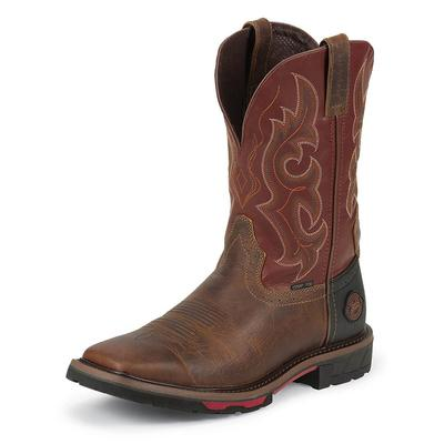 Justin Men's Joist Composite Toe Work Boots