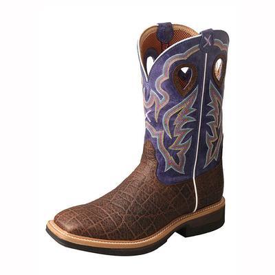 Twisted X Men's Lite Cowboy Work Boots