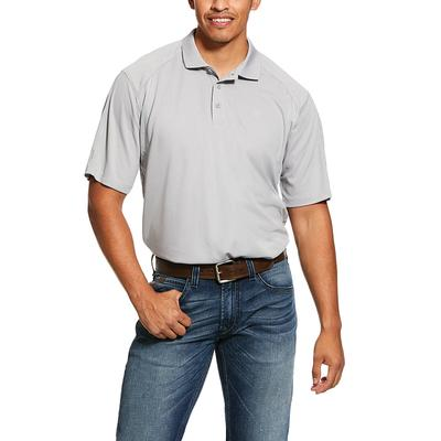 Ariat Men's Ac Silver Lining Polo