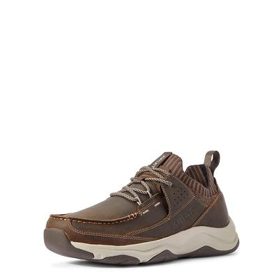 Ariat Men's Distressed Tan Sneakers
