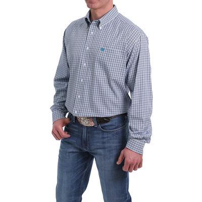 Cinch Men's Tencel White Shirt