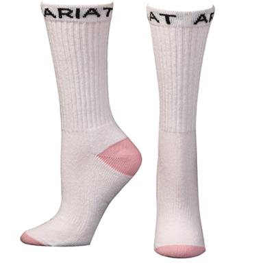 Ariat Women's 3 Pack Crew Socks