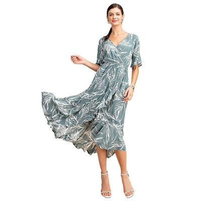 Kori Women's Flowing Maxi Dress