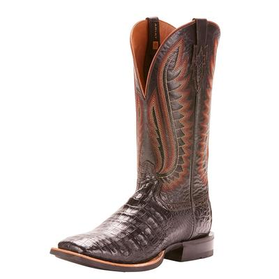 Ariat's Double Down Western Caiman Boot