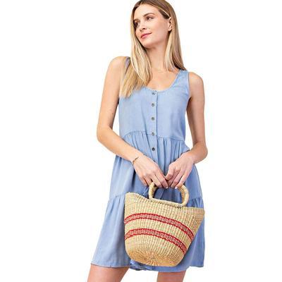 Kori Women's Button Front Dress