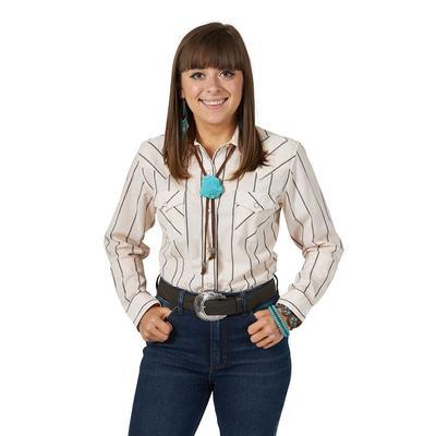 Wrangler Women's Retro Stripe Shirt