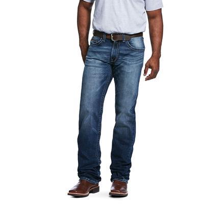 Ariat Men's M5 Slim Stretch Razor Stackable Straight Leg Jean
