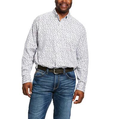 Ariat Lafayette Print Stretch Classic Fit Shirt