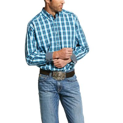Ariat Wrinkle Free Manton Classic Fit Shirt