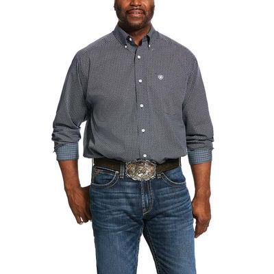 Ariat Winkle Free Merritt Print Classic Fit Shirt