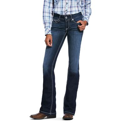 Ariat Arrow Fit Stretch Malinda Boot Cut Jean