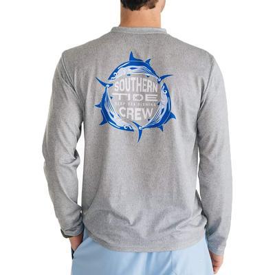 Southern Tide Men's Deep Sea Fishing Performance T-Shirt