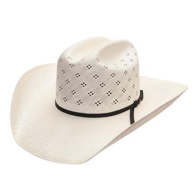 Resistol Men's Conley Natural Straw Hat