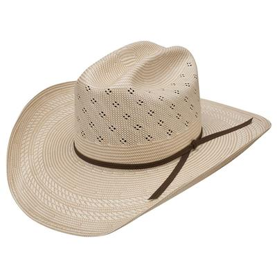 Resistol Men's Conley Natural Tan Straw Hat