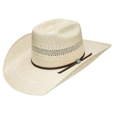 Resistol Men's CJB Straw Hat