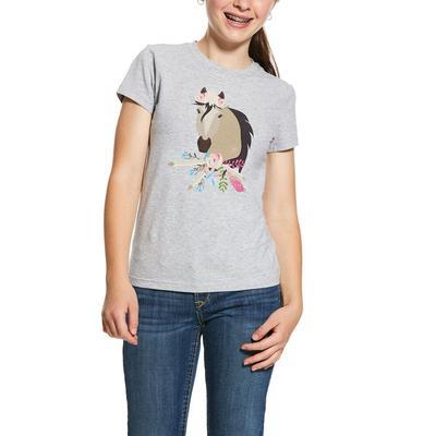 Ariat Girl's Horse T-Shirt
