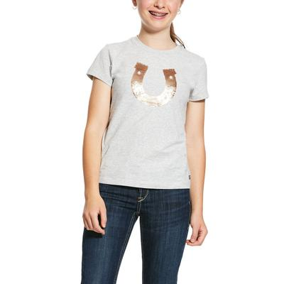 Ariat Girl's Horseshoe T- Shirt