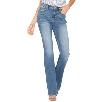 Miss Me Ladies Switch It Up Bootcut Jean