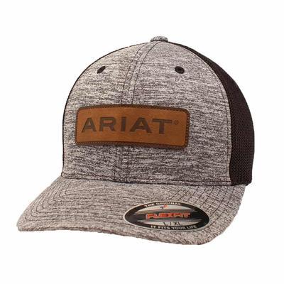 Ariat Leather Patch Cap