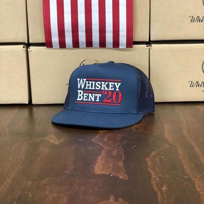 Whiskey Bent's The Patriot Navy Cap