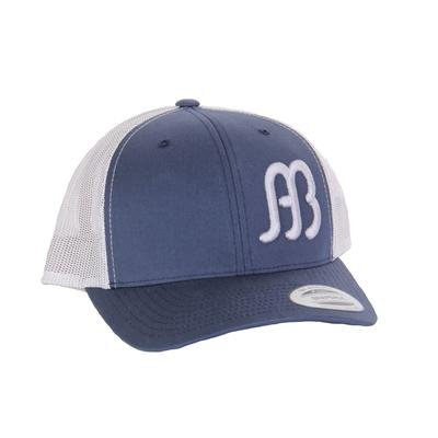 Red Dirt Hat Co.'s Navy Anderson Bean Cap