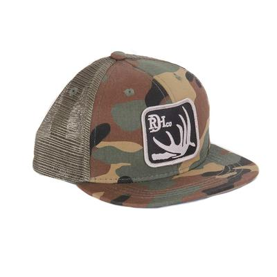 Red Dirt Hat Co.'s Youth Camo Deer Shed Cap