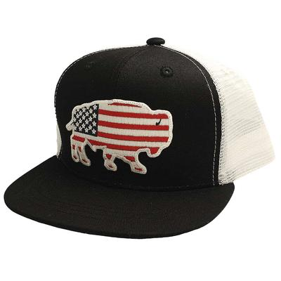 Red Dirt Hat Co.'s Youth USA Buffalo Cap